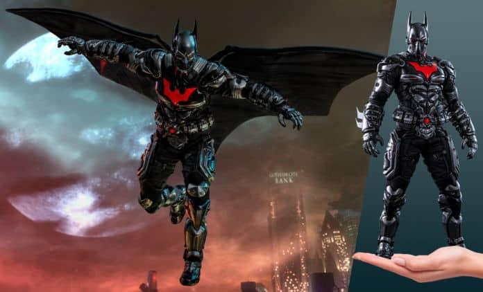 hot toys batman beyond