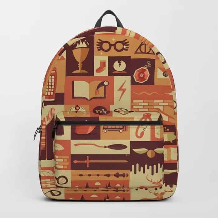 accio items backpack