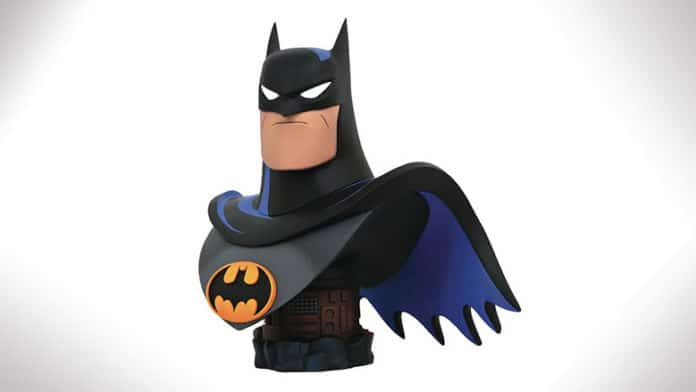batman the animated series bust