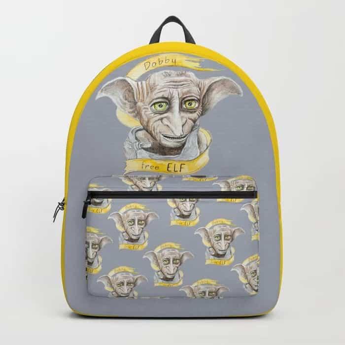 dobby backpack