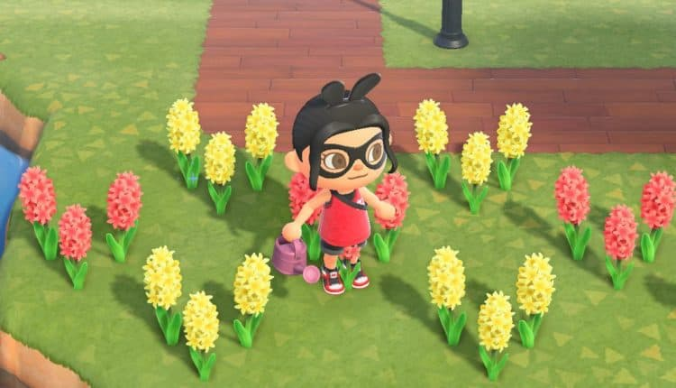 animal crossing flowers