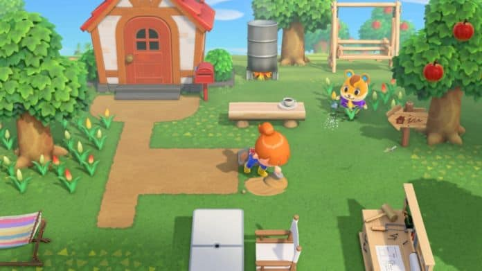 animal crossing therapy
