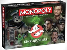 ghostbusters monopoly