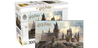 harry potter puzzle