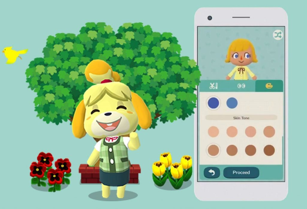 animal crossing pocket camp mobile creator