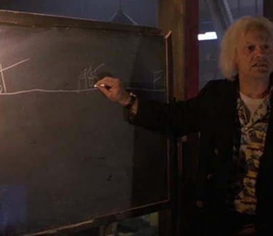 back to the future plot holes