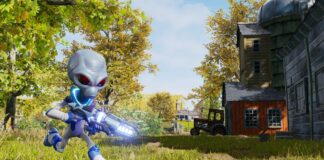 destroy all humans review