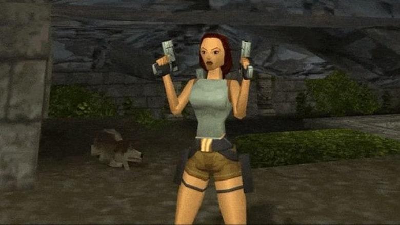 Top Ten Floo Y Wong Artist Lara Croft Tomb Raider Game For Pc