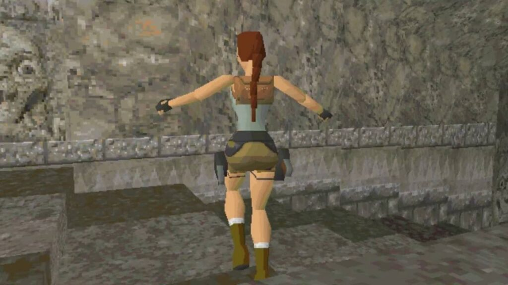 Caballo de Troya de Tomb Raider