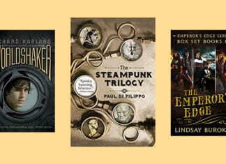best steampunk books