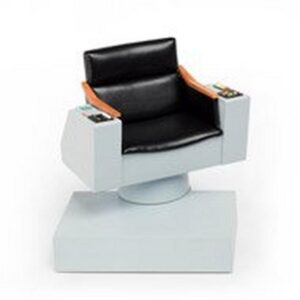 star trek uss chair