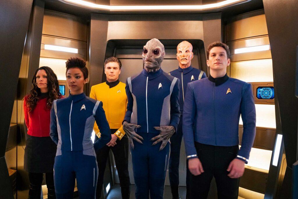 Star Trek Discsovery