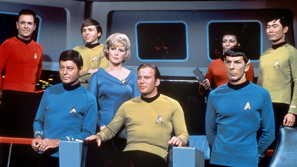 Serie original de Star Trek