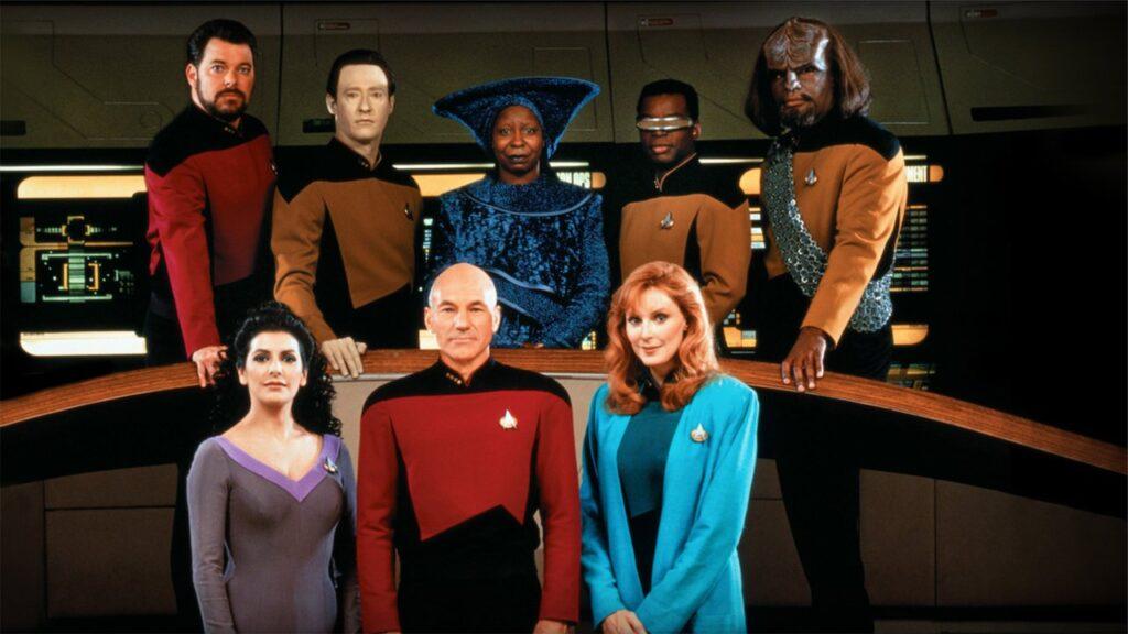 Star Trek de próxima generación
