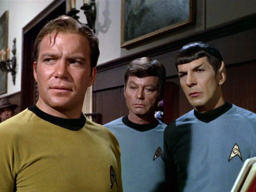 Star Trek al principio
