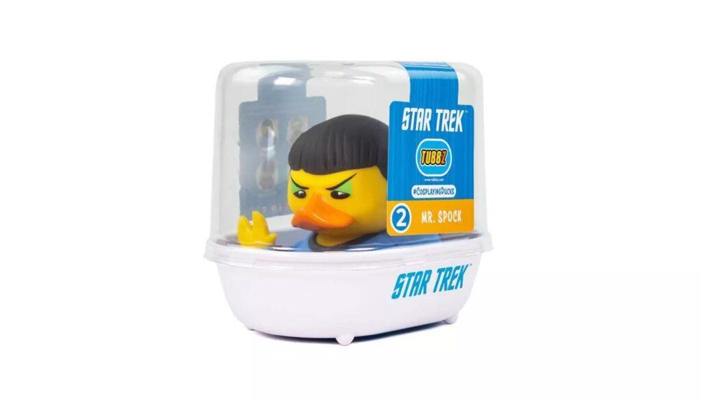 star trek tubbz mr spock